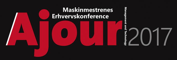AJOUR 2017 - Maskinmestrenes Erhvervskonference