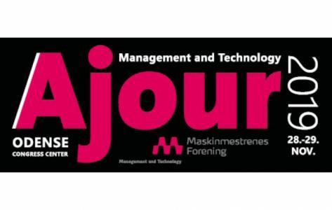 AJOUR 2019 - Maskinmestrenes Erhvervskonference
