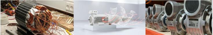 Driftssikkerhed og energioptimerede løsninger gennem service og reparation af elektromekanisk udstyr