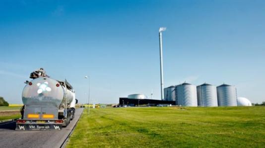 Grundlæggende vedligehold for biogasanlæg