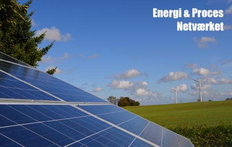 Online netværksmøde: Energi og Proces