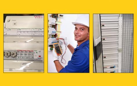 Hvordan udvider du elektriske installationer i industrien?