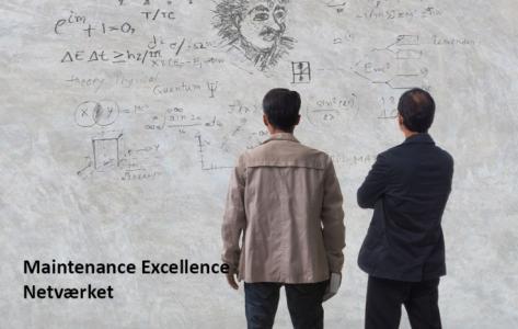 Online netværksmøde: Maintenance Excellence